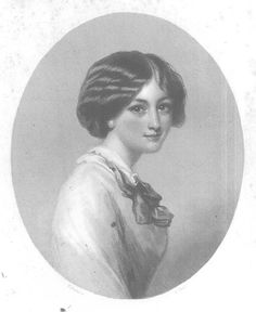 1854 etching from 'The Keepsake.'
