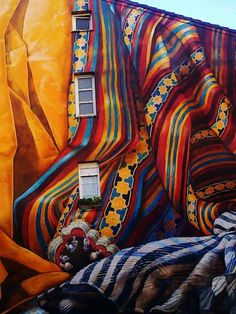 100 of the Best Street Art Made in 2012 � Part 1  ok, I admit I want to pin them all.....amazing