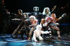 Cats (Broadway Musical) - Photo (24 картинок)