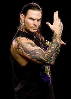WWE Superstar Jeff Hardy Tattoos 2012