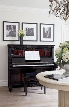magnificent music room