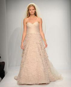Watters Spring 2014 Wedding Dresses