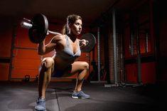Dype knebøy er effektivt for å forebygge knesmerter You Fitness, Physical Fitness, Fitness Goals, Gym Center, Benefits Of Exercise, Hard Workout, Plyometrics, Muscle, Garage Gym