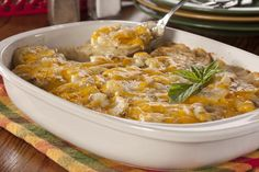 When you're looking for a dish to complete the big spread, no ordinary side will do. Thankfully, our recipe for Ultimate Scalloped Potatoes is unmatched. We're talking cheesy, bubbly, and golden brown - your main entree better watch out!