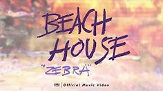 zebra beach house - YouTube