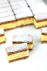 Provereni recepti by Maja Babić: Najlon pita Gourmet Recipes, Sweet Recipes, Baking Recipes, Cookie Recipes, Dessert Recipes, Bosnian Recipes, Croatian Recipes, Homemade Sweets, Homemade Cakes