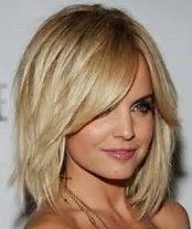 Image result for layered haircuts for thick hair