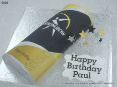 Strongbow Can Cake