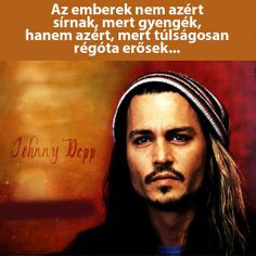 Image detail for -Johnny Depp - Johnny Depp Wallpaper - Fanpop fanclubs Johnny Depp Wallpaper, Life Lesson Quotes, Life Lessons, Reggae Style, Here's Johnny, Guitar Lessons For Beginners, Love Him, My Love, The Lone Ranger