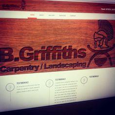 B. Griffiths Carpentry / Landscaping #Website - www.bg-cl.co.uk