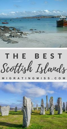 All You Need To Know About the Best Scottish Islands - Planning a trip to Scotland? You definitely need to include some islands on your Scotland itinerary! Here's the lowdown on the Scottish islands, plus tips on what to see and how to get there. #scotland #scotlandislands #scottishislands #isleofskye #skye Inverness, Scotland Hiking, Scotland Travel, Scotland Trip, Ireland Travel, Scotland Sightseeing, Scotland Uk, European Travel, Europe Travel Tips