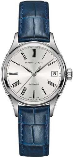 Hamilton Watch American Classic Valiant #basel-15 #bezel-fixed #bracelet-strap-leather #brand-hamilton #case-material-steel #case-width-34mm #date-yes #delivery-timescale-call-us #dial-colour-silver #gender-mens #luxury #movement-automatic #new-product-yes #official-stockist-for-hamilton-watches #packaging-hamilton-watch-packaging #price-on-application #style-dress #subcat-american-classic-timeless-classic #supplier-model-no-h39415654 #warranty-hamilton-official-2-year-guarantee…