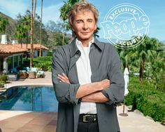 "The very private barry manilow shares that he didn't come out for decades in fear the news would ""disappoint"" fans - scoopnest.com"