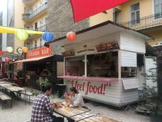 Budapest Street Food Trucks - Budapest Custom Tours - Budapest Sightseeing Tour - Budapest Urban Walks - Private & Group Tours in Budapest