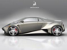 2014 Lamborghini Embolado Concept