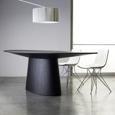 Modloft Sullivan Oval Dining Table | AllModern