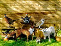 Wired animals