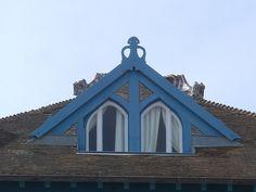 Villa La Bluette, Hermanville-sur-mer     Architecte Hector Guimard (1899)