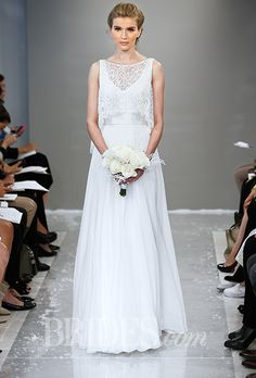 Gorgeous Chiffon Wedding Gowns with Movement & Style | I Do Take Two