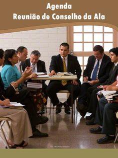 As Tontas Vão Ao Céu: Agenda - Reunião de Conselho da Ala