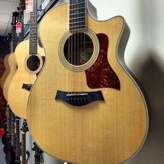 Taylor 414CE Acoustic!   #taylor #taylorguitars #guitar #guitars #guitarist #music Guitars For Sale, Acoustic, Music Instruments, Musica, Musical Instruments