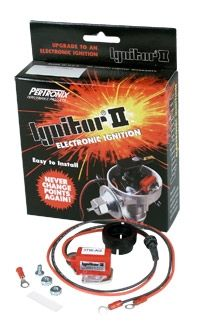 Ignitor II Electronic Ignition Points Conversion 1949-1953 Ford Flat Head V8