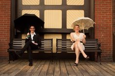 So cute if Scott and our engagement photos were movie based and I was dancing like singing in the rain / this pic just reminds me of singin in the rain