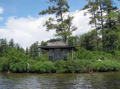 """Information about """"Tea House - White Pine Camp.jpg"""" on white pine camp - Historic Saranac Lake - LocalWiki Japanese Tea House, Saranac Lake, Cool Campers, White Houses, Tiny Houses, Sense Of Place, Gazebo, National Parks, Outdoor Structures"""