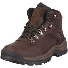 """Timberland Womens 18629 Flume Mid Waterproof Boot Timberland. $80.63. 100% Authentic. leather. Shaft measures approximately 5.00"""" from arch. lug-sole sole. Brand New. Durable"""