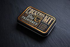 Cocktail Kit on Packaging of the World - Creative Package Design Gallery