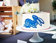 Peter Rabbit Inspired Baby Shower