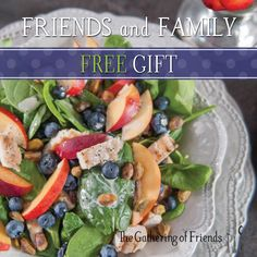 Friends and Family FREE GIFT!