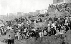 Portu Zaharreko jaiak / Fiestas en el Puerto Viejo, 1964 (ref. Z00223) Foto: Daniel Zubimendi