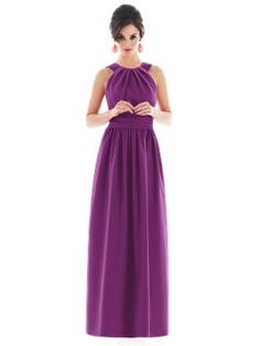 bridesmaid except in gold or light green. :)