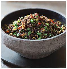 FORBIDDEN BLACK QUINOA - The Eat-Clean Diet®