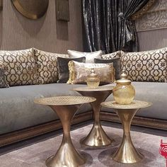 64 Ideas modern furniture design 2018 for 2019 Moroccan Decor Living Room, Moroccan Interiors, Living Room Modern, Living Room Decor, Deco Furniture, Living Room Furniture, Modern Furniture, Furniture Design, Marocco Interior