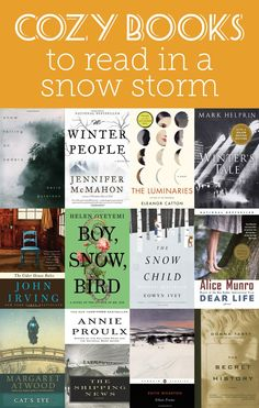 Behind food, shelter and hard alcohol, a gripping (audio)book is a key piece of the blizzard survival guide.