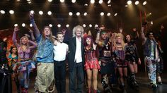 Stand Up… You're Rockin' This Boat! Brian May Attends Royal Caribbean's Production of 'We Will Rock You' On-board Inaugural Anthem Of The Seas Cruise #music #entertainment #cruises ´brian may 11140331_10152954323263031_2502614644469839633_n[1]