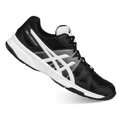 lowest price f1feb a967c ASICS GEL-Upcourt Womens Volleyball Shoes, Black Asics Volleyball Shoes,  Asics Running Shoes