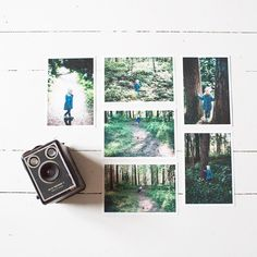 Remember to print your memories! These are mine! #valueyourmemories #filmphotography