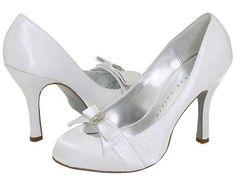 Zapatos de novia con strass. Zapatos para novias 2011