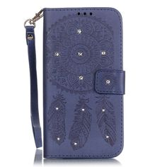 >> Click to Buy << 2017 Retro butterfly pattern Case Cover For Galaxy S6 S6edge PU And TPU Hybrid Card Holder Wallet Leather For Samsung S7 S7edge  #Affiliate