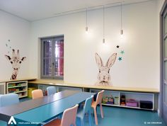 Kindergarden in Athens, Greece, by PROPLUSMA ARKITEKTONES