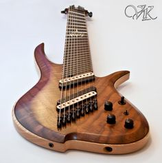 Vik guitars 2012