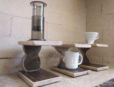 Classic Pour Over Brewstand