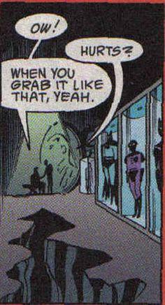 15 Sexually Awkward Batman Comics | SMOSH