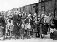 Birkenau Concentration Camp ~ Selected for Crematoria