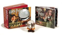 Harry Potter Divination Crystall Ball Sticker Kit
