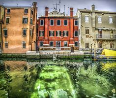 canal of colors. by Luca Lorenzelli on 500px