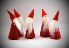 Santa Claus Decoration by TheNataleStore on Etsy